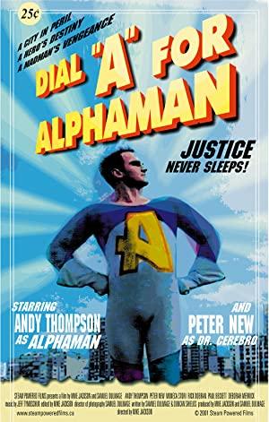 Dial 'a' For Alphaman