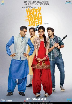 Happy Bhaag Jayegi