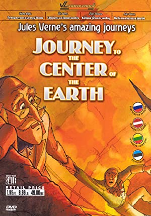 Jules Verne's Amazing Journeys - Journey To The Center Of The Earth