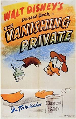 The Vanishing Private