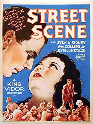 Street Scene 1931