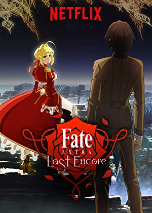 Fate Extra Last Encore