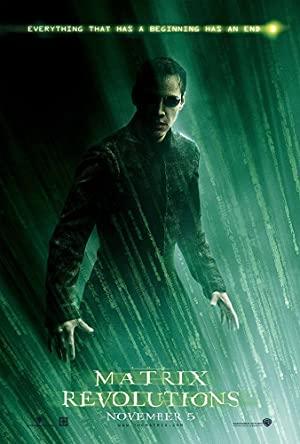 The Matrix Revolutions: Super Burly Brawl