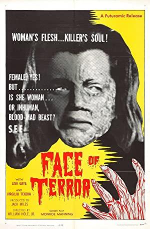 Face Of Terror 1962