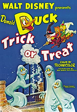 Trick Or Treat 1952
