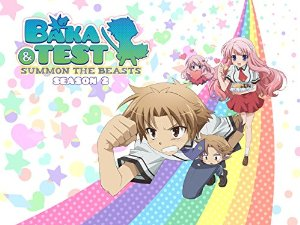 Baka To Test To Shoukanjuu (sub)
