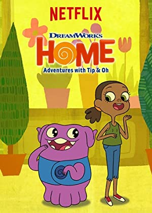 Home: Adventures With Tip & Oh: Sason 4