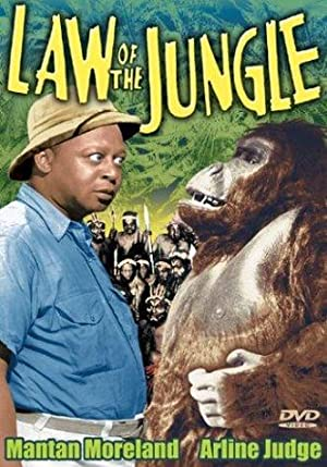 Law Of The Jungle 1942