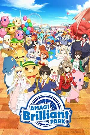 Amagi Brilliant Park Special (dub)