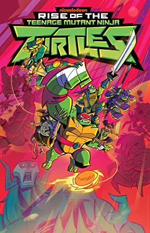 Rise Of The Teenage Mutant Ninja Turtles: Season 2