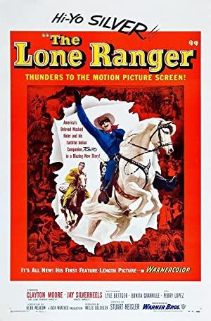 The Lone Ranger 1956