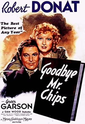 Goodbye, Mr. Chips 1939