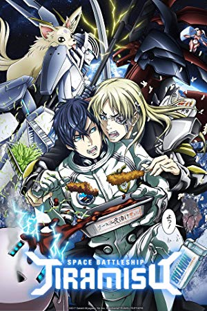 Space Battleship Tiramisu 2 (dub)