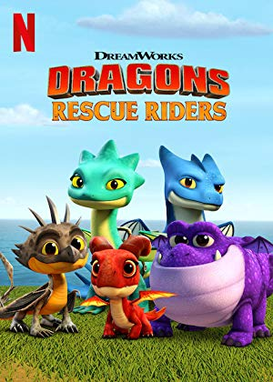 Dragons: Rescue Riders: Season 2