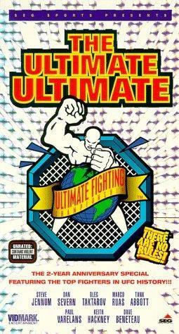 Ufc: Ultimate Ultimate 1995