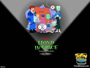 Lloyd In Space: Season 4