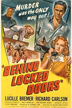 Behind Locked Doors 1948