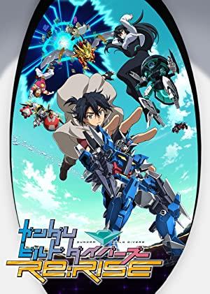 Gundam Build Divers Re: Rise (dub)