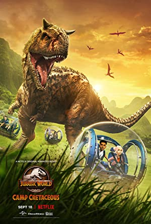 Jurassic World: Camp Cretaceous: Season 2