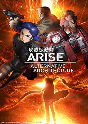 Ghost In The Shell: Arise - Another Mission
