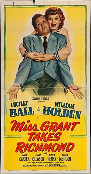 Miss Grant Takes Richmond
