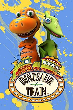 Dinosaur Train:season 4