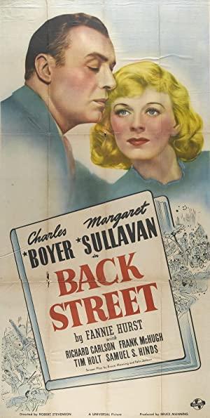 Back Street 1941