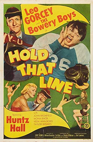 Hold That Line