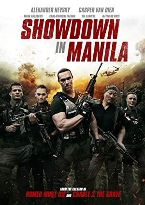 Showdown In Manila 2016