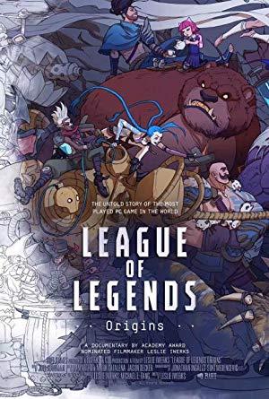 League Of Legends: Origins
