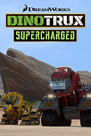 Dinotrux Supercharged: Season 2