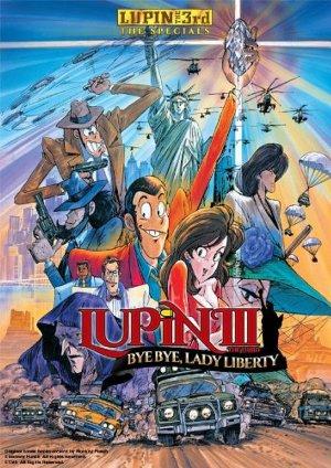 Lupin The Third Bye Bye, Lady Liberty