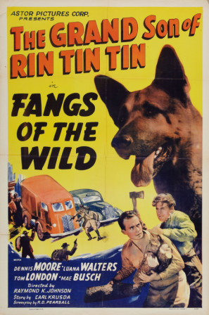 Fangs Of The Wild 1943