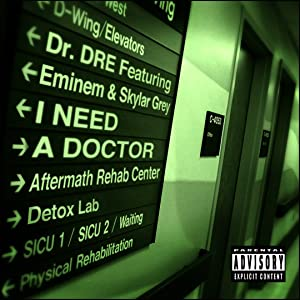 Dr. Dre Feat. Eminem & Skylar Grey: I Need A Doctor