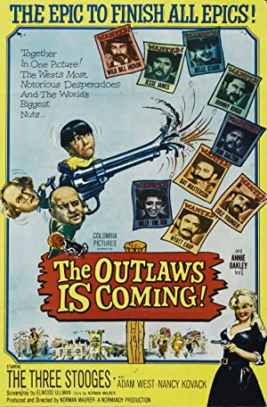 The Outlaws Is Coming