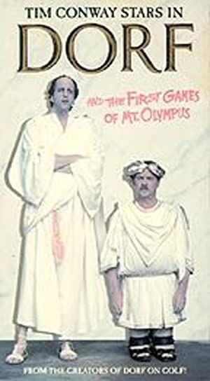 Dorf And The First Games Of Mount Olympus