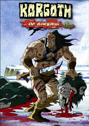 Korgoth Of Barbaria