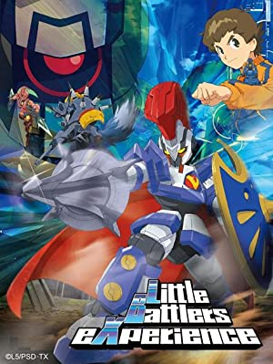 Danball Senki Wars All Star Battle
