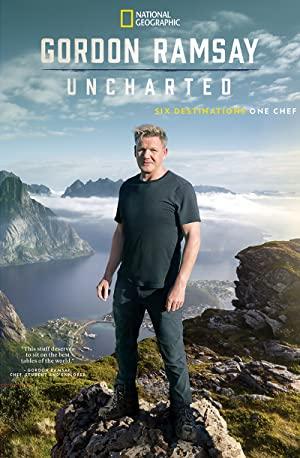 Gordon Ramsay: Uncharted: Season 3