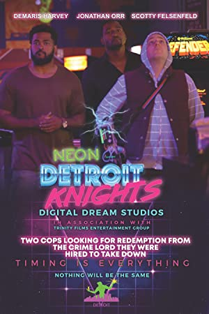 Neon Detroit Knights