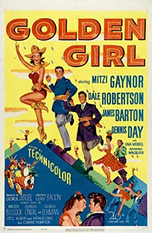 Golden Girl 1951