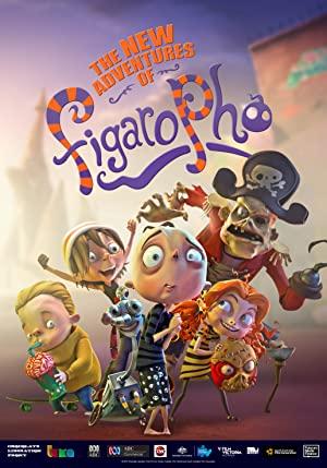 The New Adventures Of Figaro Pho