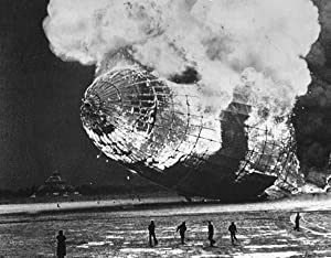 Hindenburg Disaster Newsreel Footage
