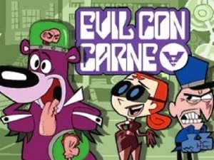Evil Con Carne: Season 1