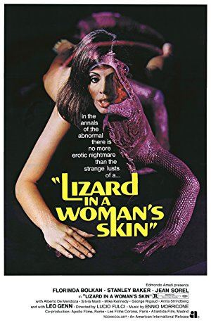 A Lizard In A Woman's Skin