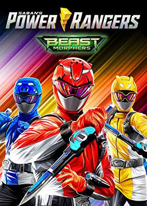 Power Rangers Beast Morphers:season 2