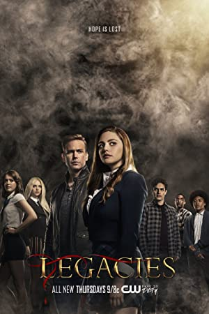 Legacies: Season 4