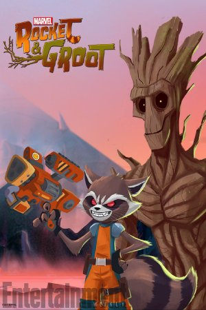 Rocket And Groot: Season 1