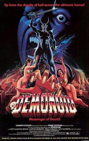 Demonoid: Messenger Of Death