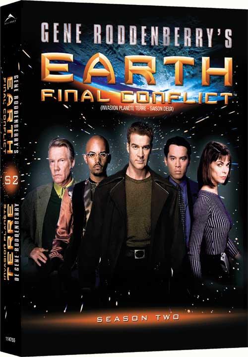 Earth: Final Conflict: Season 2